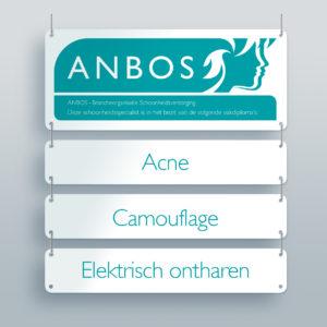 ANBOS specialisatie schildjes