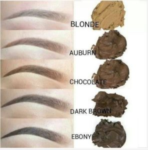 Browcolors